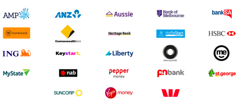 our financial panel of lenders